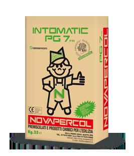 Intonaco Intomatic PG7 FR