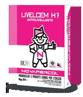 Livelcem H7 massetto autolivellante