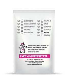 NP FER Boiacca monocomponente